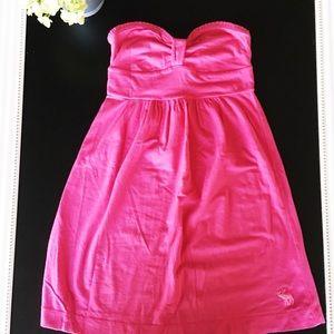 Kids Abercrombie Barbie Pink Dress